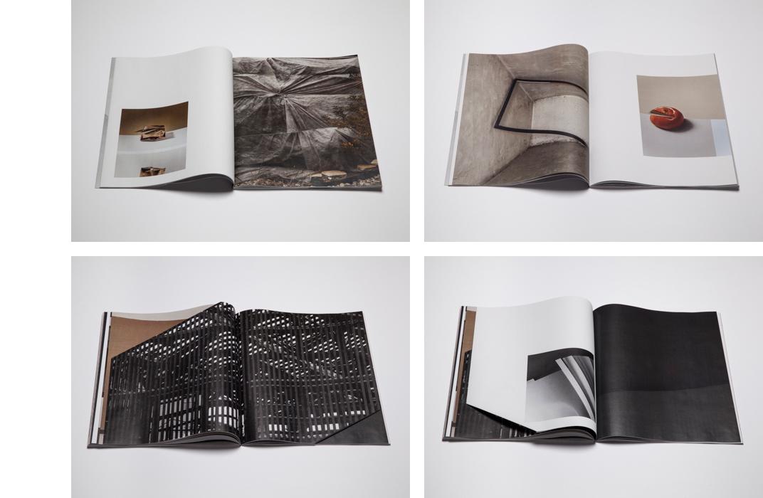 livre d'artiste, 243 x 330 mm, 52 pages